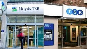 Lloyds tsb podzial