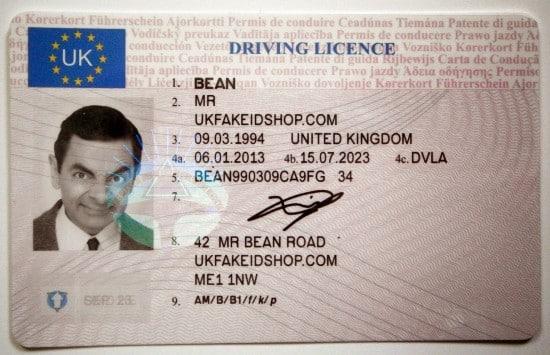 wymiana polskiego prawka prawa jazdy na brytyjskie