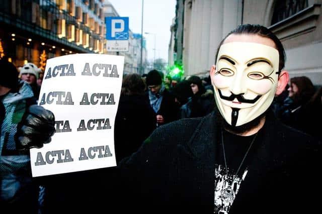 Rząd kontra Anonymous kto będzie górą