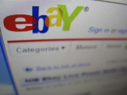 Sprzedaż Online Ebay Amazon Pod Lupą Poborców Podatkowych w UK