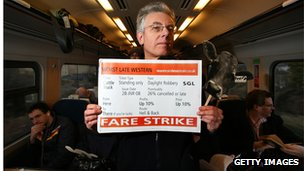 Kolej w Angli Szkocji i Walii Wzrosną Ceny Biletów