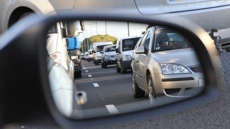 Zabrane polskie auto w UK