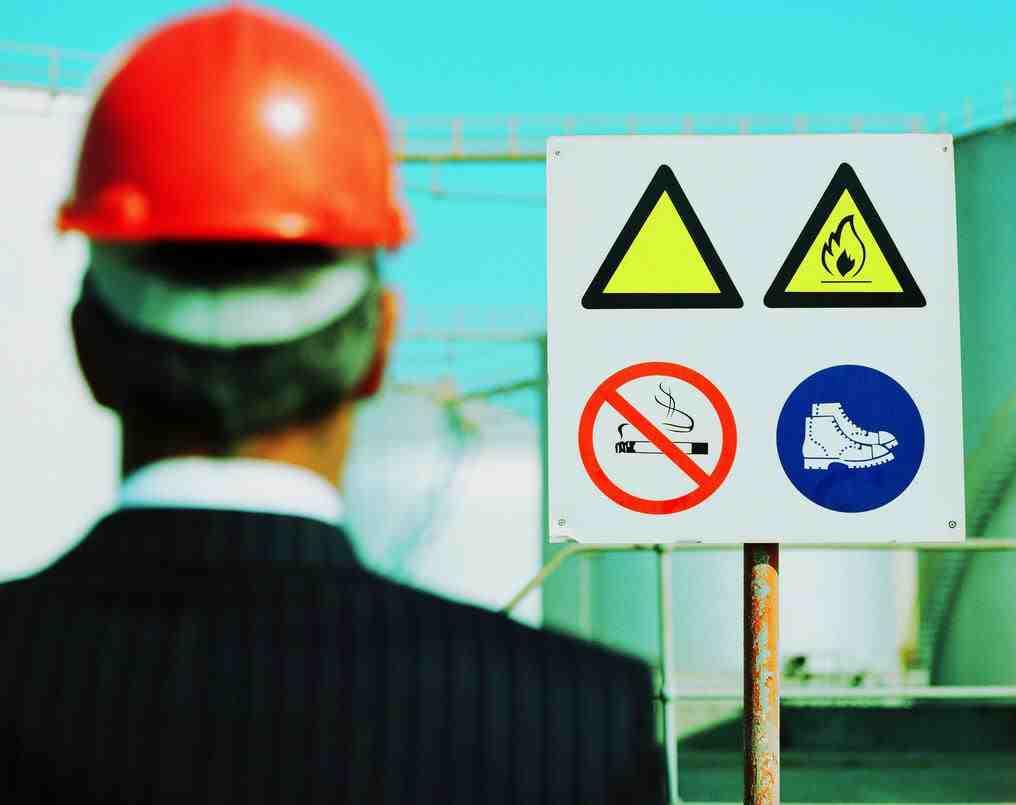 BHP w UK W Trosce o Twoje Bezpieczeństwo