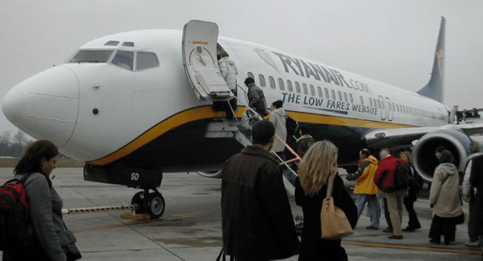 Ryanair Odleciał Za Wcześnie Pozostawiąjąc Pasażerów Na Lotnisku