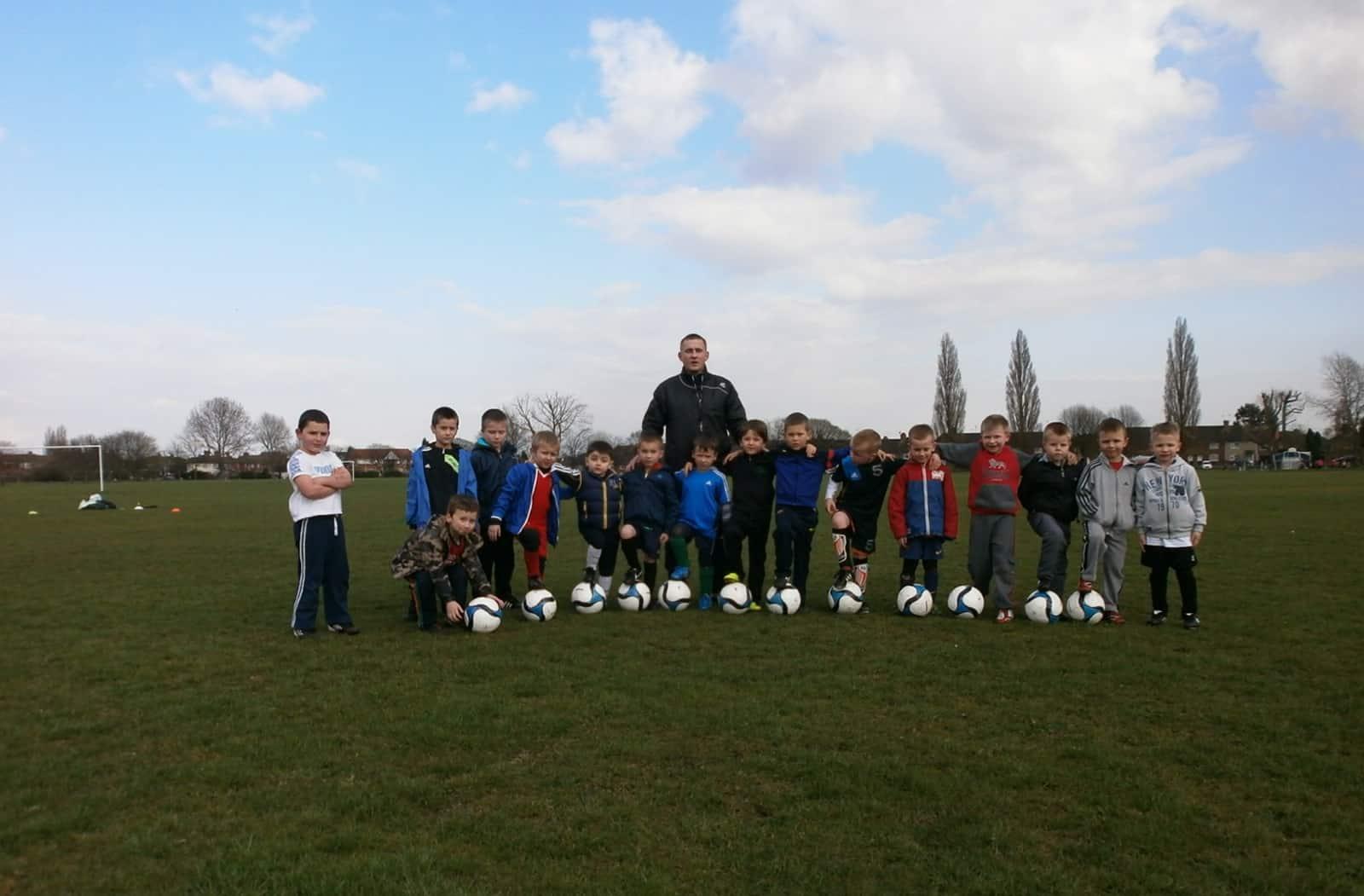 Coventry Football Academy - Szkółka Piłkarska Coventry