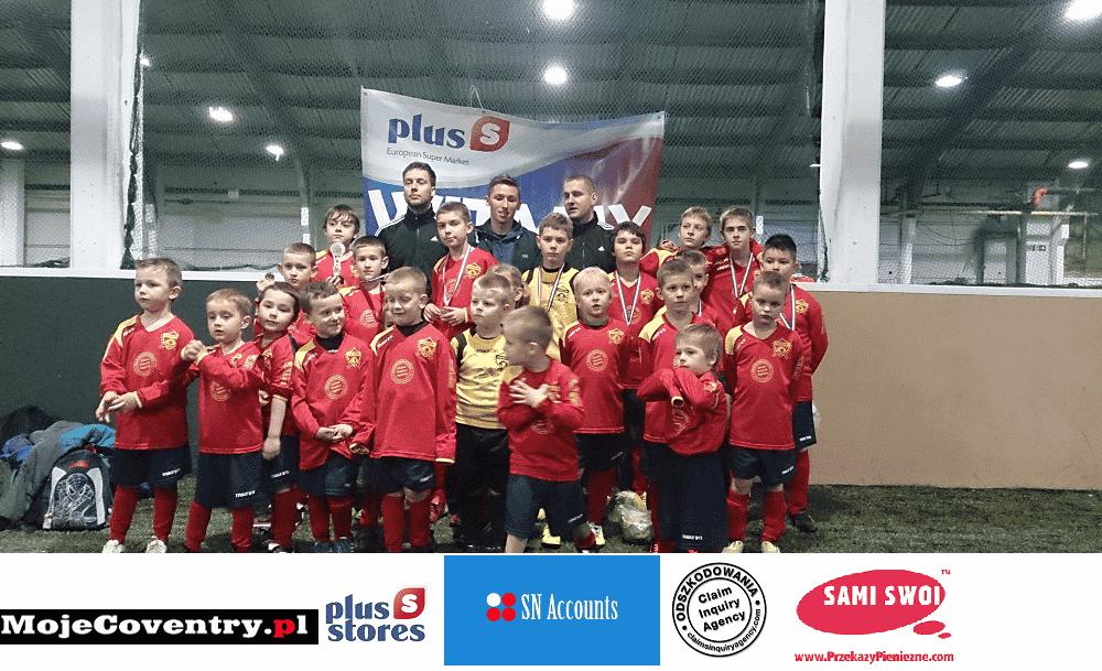 Turniej Szkółek Piłkarskich w Wakefield