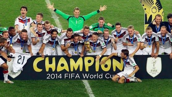 Niemcy mistrzem świata gol Mario Götze na wagę złota