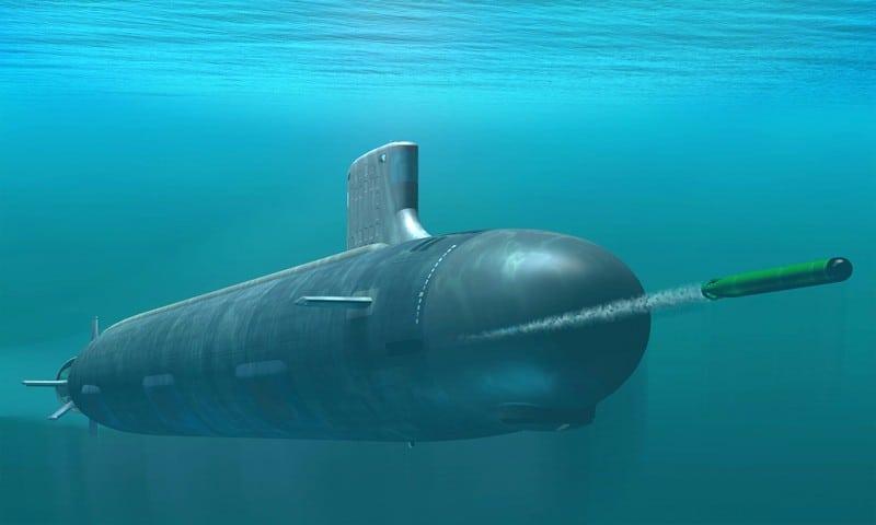 Chciał 50 000 GBP za plany brytyjskiego okrętu atomowego