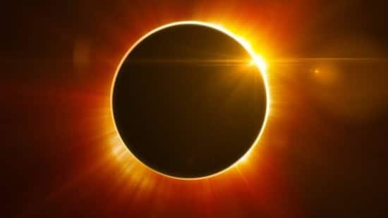 zaćmienie słońca w anglii