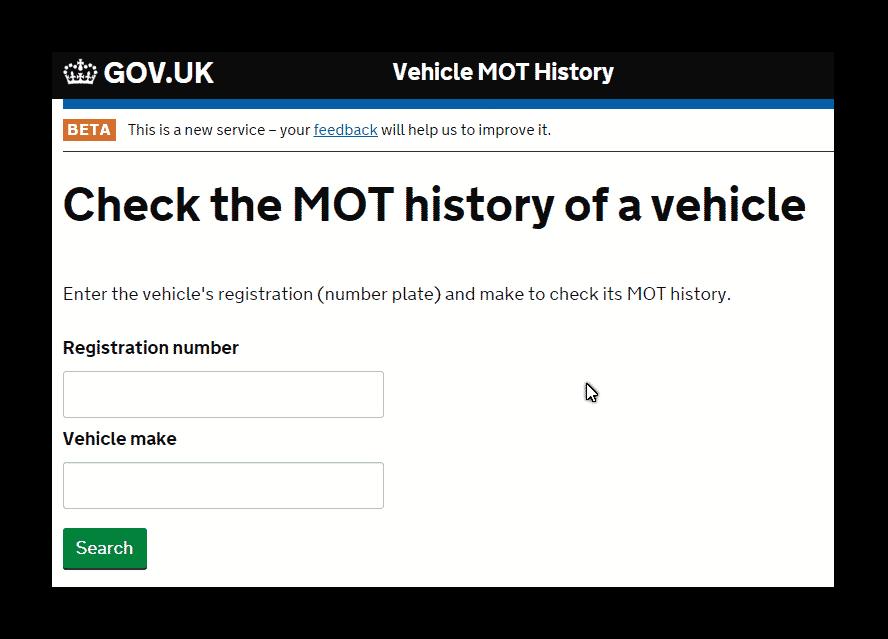 Czy Twoja stara panienka wciąż jeździ? Nowy serwis sprawdzenia MOT i przebiegu sprawdź czy auto które miałeś jest wciąż na drogach UK.
